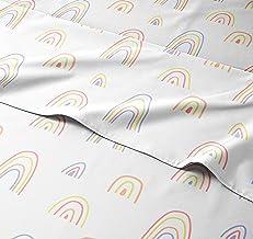 Rainbow Sheet Set, Girls Sheets, Kids Sheet for Girls, Twin Size Kids Sheets, Toddler Sheets, Toddlers Sheets for Twin Beds, Teen Bed Sheets, Fun Toddler Sheets, Children Sheets, Sheets for Children