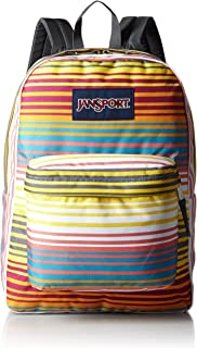Classic SuperBreak Backpack, Multi Sunset Stripe