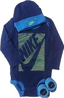 f9e85aa14fb7e Nike - Grenouillère - Bébé (garçon) 0 à 24 Mois