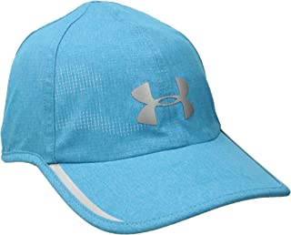 Under Armour Men's Shadow ArmourVent Cap, Blue Shift Medium He (929)/Silver, One Size