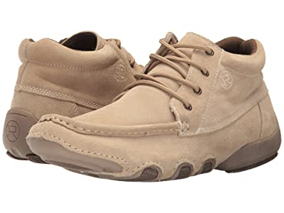 Roper High County Cruisers (Tan Suede) Men