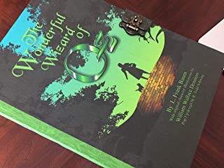 The Wonderful Wizard of Oz personalized pop-up book