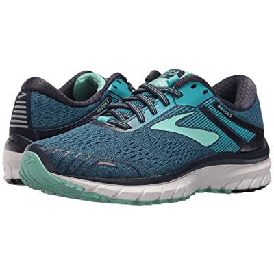 Brooks Adrenaline GTS 18 (Navy/Teal/Mint) Women