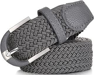 Best grand slam braided stretch golf belt men Reviews