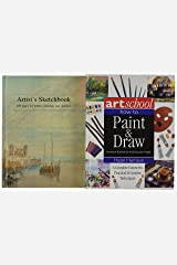 Complete Practical Art Book Box Hardcover