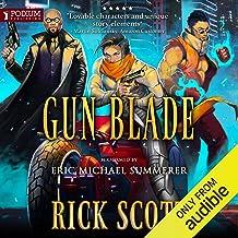 Gun Blade: Crystal Shards Online, Book 4
