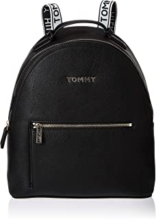 Tommy Hilfiger Iconic Backpack, Black, AW0AW08106
