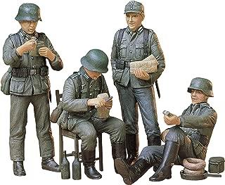 Tamiya 1/35 German Soldiers-Rest