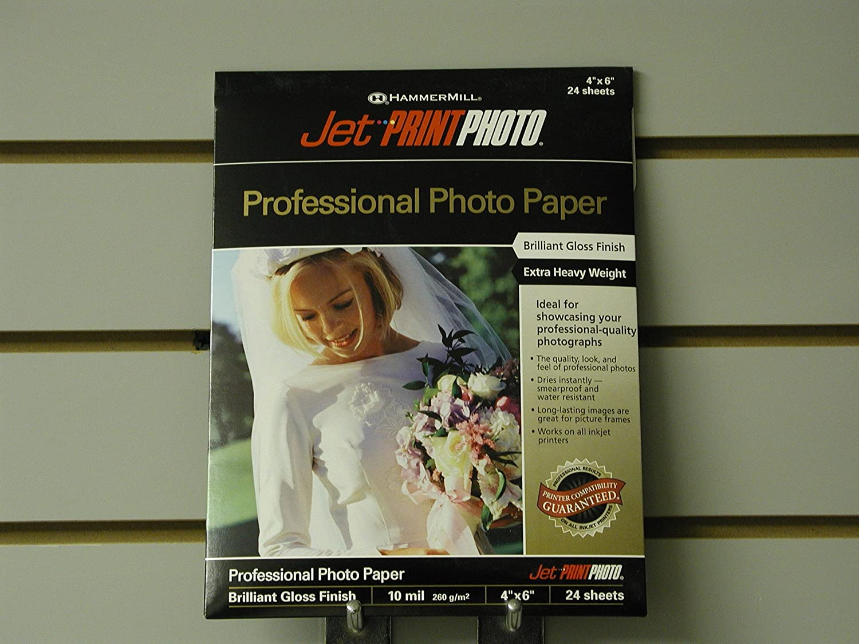 Jet Print Professional Photo Papier – 24 Blatt 4 x 6 B001Q6W9N8   Verkaufspreis