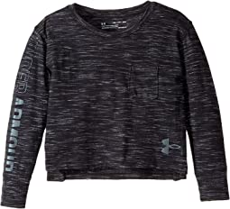 Under Armour Kids - Elevated TRN Knit Layer (Big Kids)