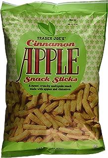 Best trader joe's cinnamon apple snack sticks Reviews