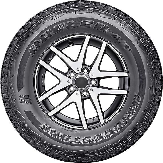 Bridgestone Dueler A T 001 255 65 R17 110t C C 73 Ganzjahresreifen Suv 4x4 Auto