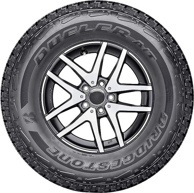 Bridgestone Dueler A T 001 255 60 R18 112t Xl C C 73 Ganzjahresreifen Suv 4x4 Auto
