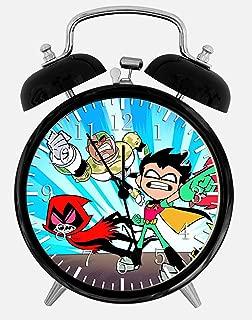 Teen Titans Alarm Desk Clock 3.75