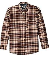 Central Coast Long Sleeve Flannel (Big Kids)