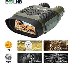 ESSLNB Digital de Visión Nocturna Prismáticos 7x31 con 2&a