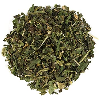Frontier Co-op Nettle, Stinging Leaf, Cut & Sifted, Certified Organic, Kosher | 1/2 lb. Bulk Bag | Urtica dioica L.