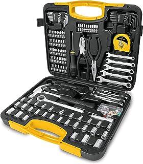 Pretul SET-133, Juego de herramienta, 133 piezas