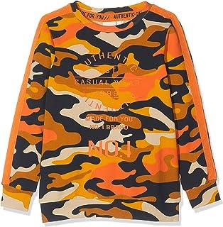 Name It Boys Nkmniclason Ls Sweat Bru Box Sweatshirt