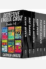 Detective Emilia Cruz Mystery Series Boxed Set Books 1-6: Complete Novels Plus Exclusive Extras Kindle Edition