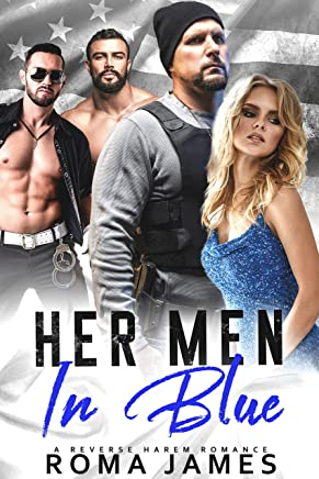 Her Men in Blue: A Reverse Harem Romance (English Edition)