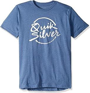 Quiksilver Boys AQBZT03574 Salt Style Boys Tee Short Sleeve Shirt