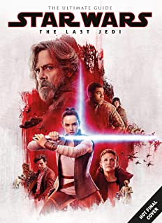 Titan Magazines: Star Wars: The Last Jedi Ultimate Guide (Star Trek the Last Jedi)