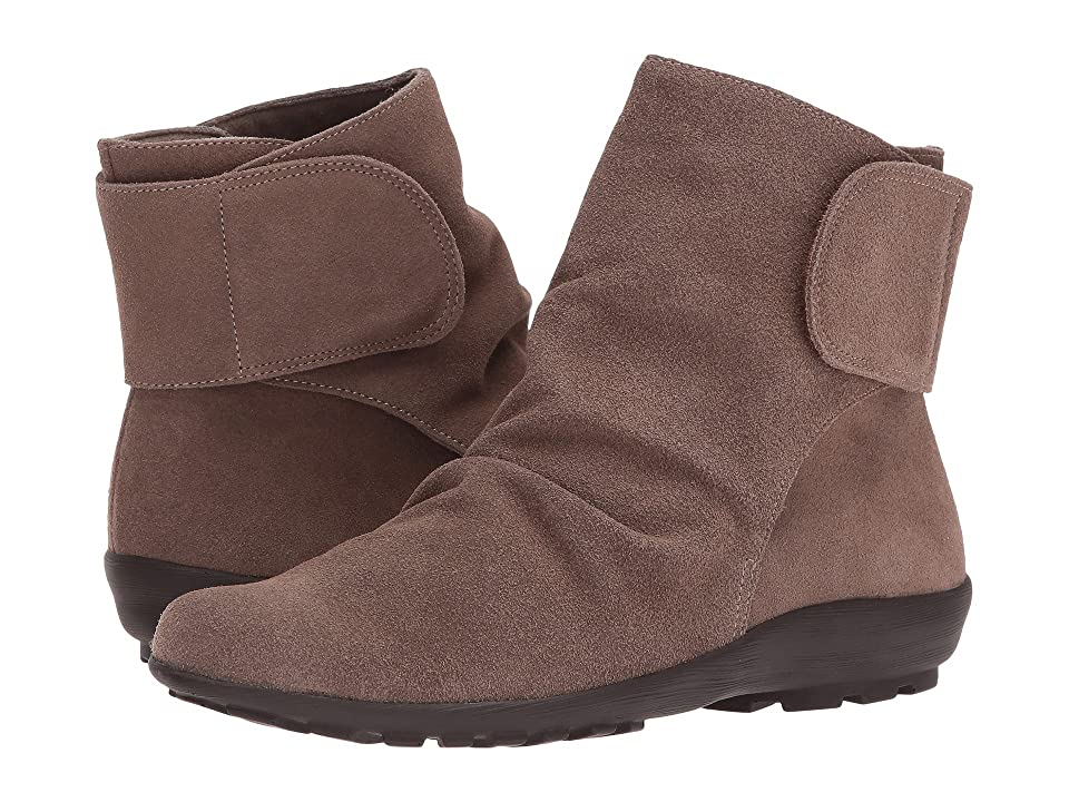 Walking Cradles Harlow (Taupe Max Suede) Women