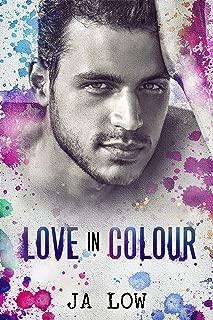 Love in Colour - A Bad Boy Artist Romance