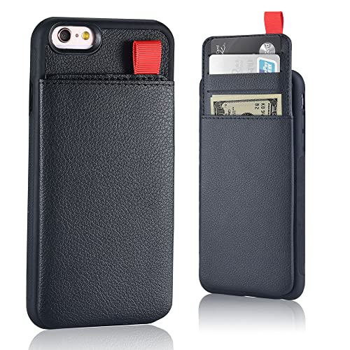brand new d8114 43e03 iPhone 6S Case with Credit Card Holder: Amazon.co.uk