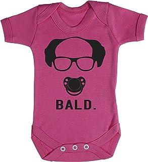 Baby Buddha Bald Baby Bodys/Strampler 100% Baumwolle