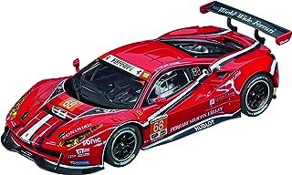 Carrera 30809 Digital 132 Slot Car Racing Vehicle - Ferrari 488 GT3 Scuderia Corsa No.68 - (1:32 Scale)