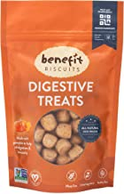 Benefit Biscuits, All Natural Dog Treats, Certified Vegan, Non GMO, Wheat Free, Healthy Dog Biscuits, Made in USA