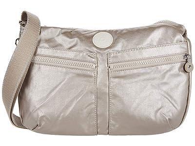 Kipling Izellah Crossbody Bag (Metallic Glow) Handbags