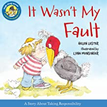 It Wasn't My Fault (Read-aloud) (Laugh-Along Lessons)