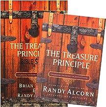 Randy Alcorn - The Treasure Principle Study Kit - The Treasure Principle: Unlocking the Secret of Joyful Giving (Book + Study Guide)