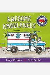 Amazing Machines: Awesome Ambulances Kindle Edition