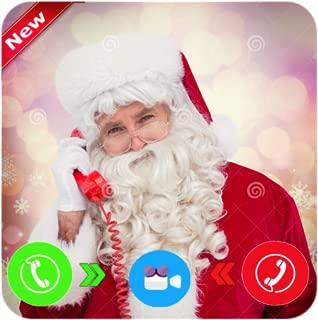 Santa Claus Tracker Call - Christmas Gift Free Fake Phone Caller ID PRO 2020