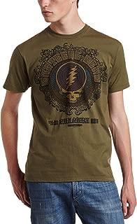 Liquid Blue Men's Grateful Dead Fillmore T-Shirt