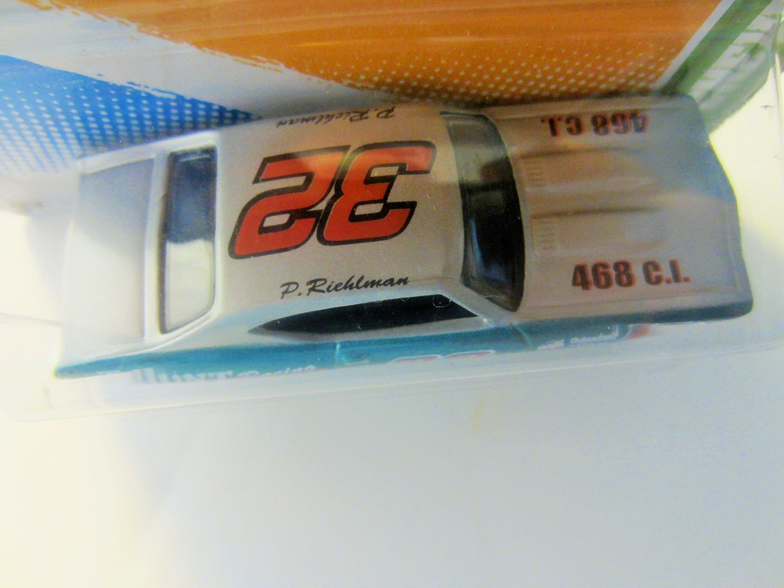 2012 Hot Wheels Treasure Hunts '69 Chevy Chevelle SS 396 Silver/Blue Green #53/247