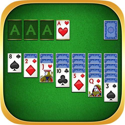 Solitaire Vegas ™: Neues Jahr 2015! Downloaden und spielen die besten klassischen Stil Casino-Kartenspiel App kostenlos auf Kindle und Android! Bei Slots und Duelle Turniere! (kein Internet erforderlich - spielen online oder offline)