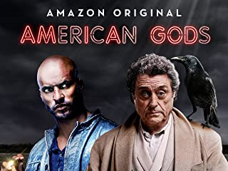 American Gods Season 1 - International Release