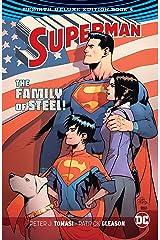 Superman (2016-2018): The Rebirth - Deluxe Edition: Book 4 Kindle Edition