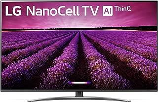 LG Nano 8 Series 4K 55 inch Class Smart UHD NanoCell TV