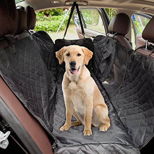 wholesale CARTMAN Dog popular Back Seat Cover, Protector Waterproof high quality Scratchproof Nonslip Hammock for Dogs Backseat Protection Against Dirt and Pet Fur Durable Pets Seat Covers for Cars & SUVs outlet online sale