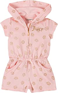 Juicy Couture Baby Girls' Romper