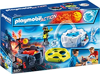 "PLAYMOBIL Action 6831 Gra ""Fire & Ice"", od 5 lat"