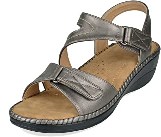 Best office low wedge sandals Reviews