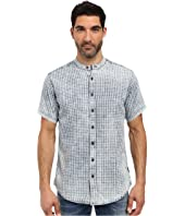 Publish - Garvey - Mandarin Collared Full Button Up Woven