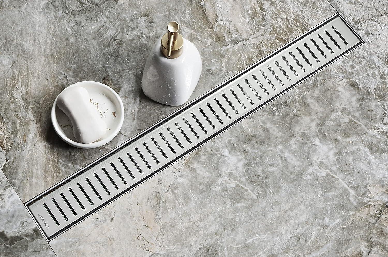 Bernkot Linear Outlet sale feature Shower Drain 36